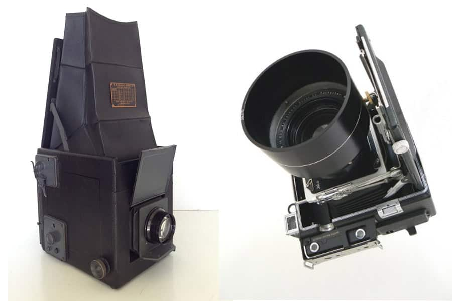 RB Graflex & Speed Graflex f/2.5 aero lens