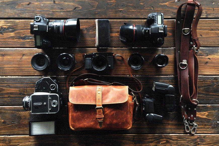 Camera Gear Bags : Inside my camera bag benj haisch gear