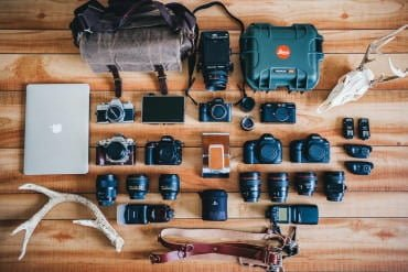 Wedding Photography Gear of Jay Cassario
