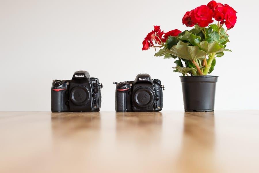 Nikon D700 vs Nikon D610