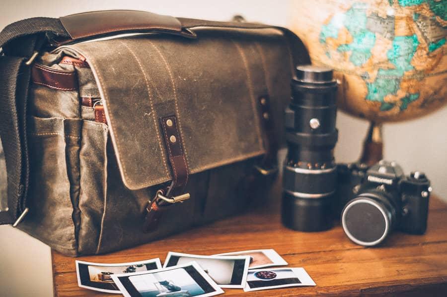 ONA Astoria Camera Messenger Bag Review