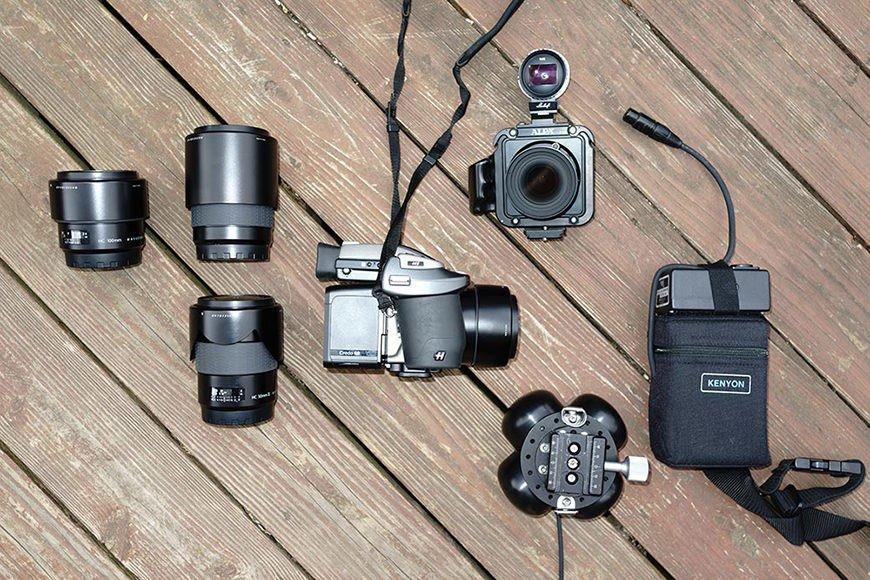 Cameron Davidson camera gear Shotkit