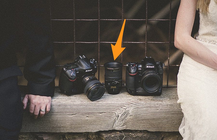 Nikon 45mm f/2.8 PC-E