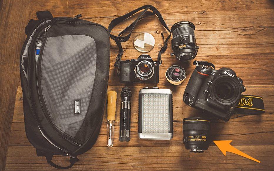 Nikon 24mm f/1.4L