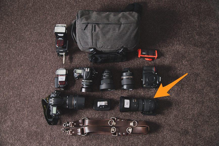 Nikon 70-200mm f/2.8