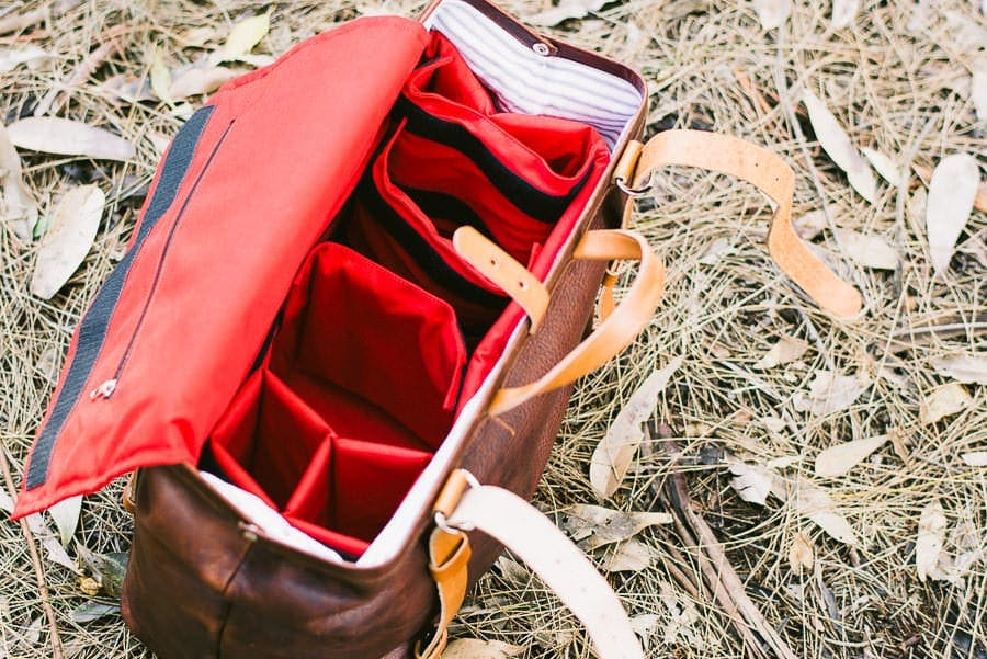 The Holdfast Roamographer Bag Review