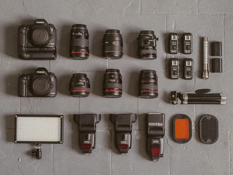 Shotkit | My Photography Gear | Samuel Docker Photography 2014