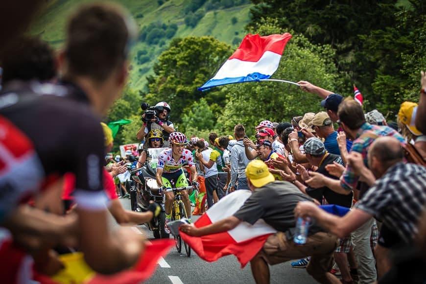 A Look Back on the 2014 Tour de France