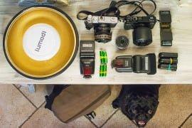 Fujifilm X-E2 mirrorless camera for wedding photography