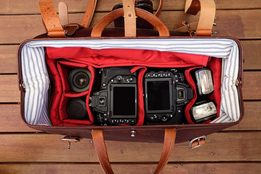 Roamographer camer bag