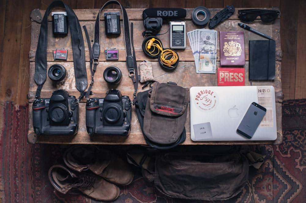 f22c0da87537 Photojournalist Gear - Tips for Photojournalism - Phil Moore