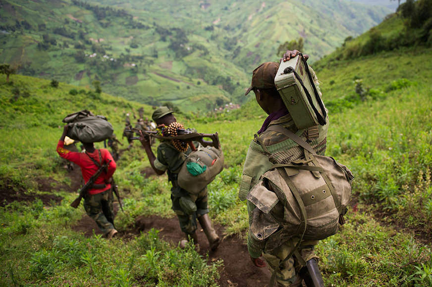 A Cycle of Violence - M23 in D. R. Congo
