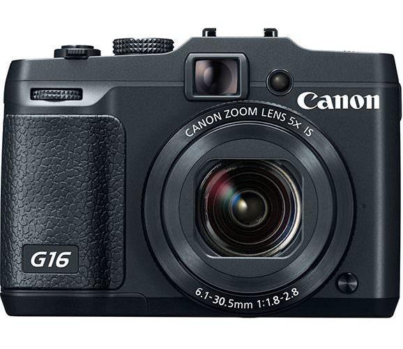 Canon G16 - Best Cameras under $500