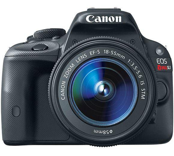 Canon SL1 best camera under 500