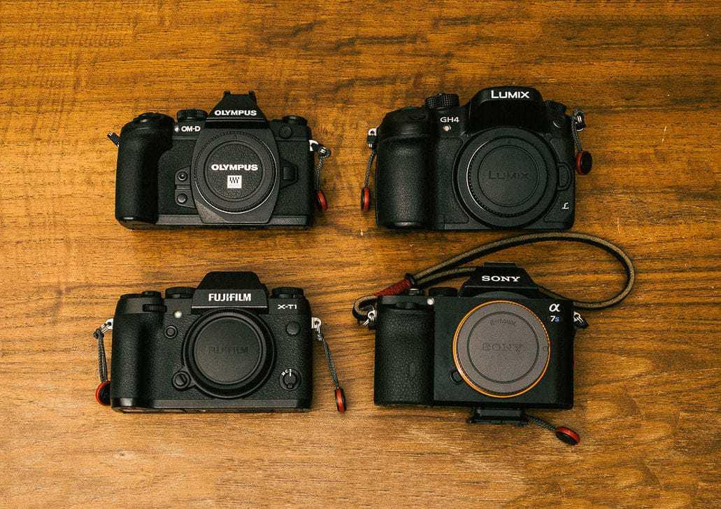 The Best Mirrorless Cameras in 2017 - Mirrorless Camera Reviews