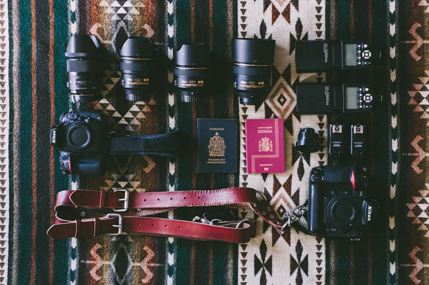 Shotkit - Dallas Kolotylo Photography - Camera gear