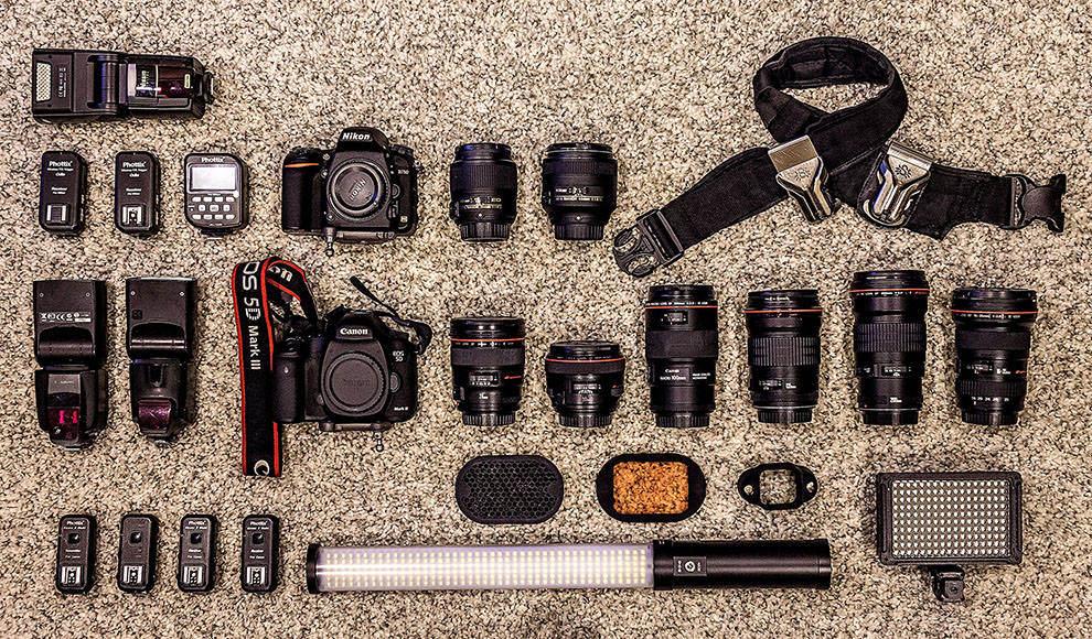 Nikon vs Canon - Why I shoot with both