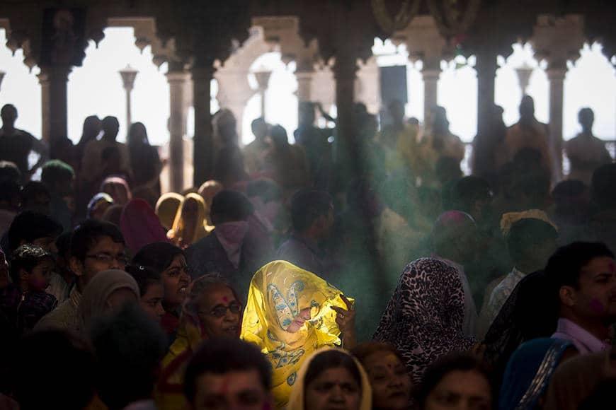 Radha Rani Temple, India