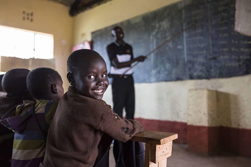 Oltikampu School, Kenya