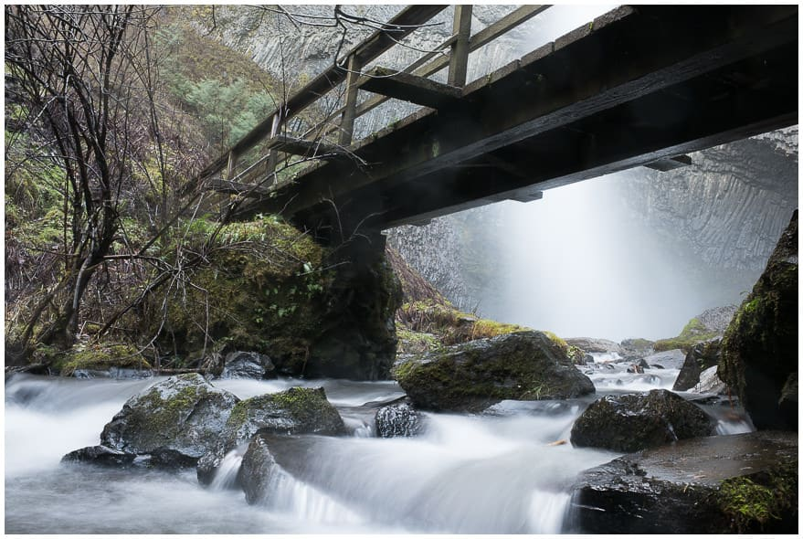 La Tourelle Falls, Oregon - Credit: Gold Hat Photography