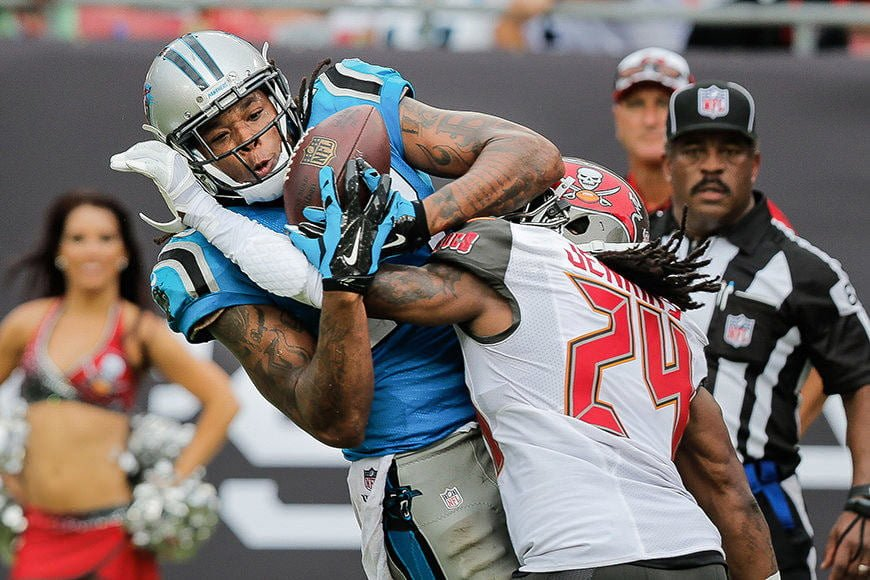 NFL 2014 -- Buccaneers vs. Panthers