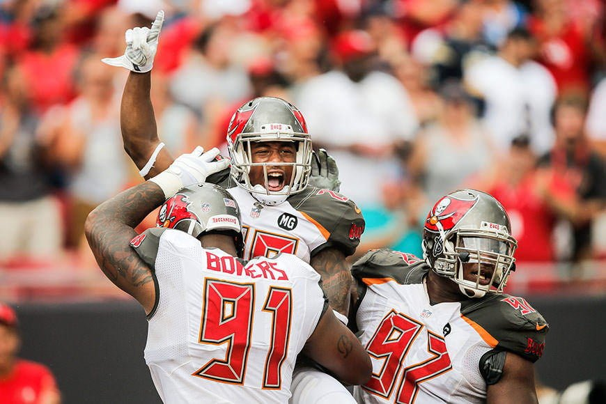 NFL 2014 -- Buccaneers vs. Rams
