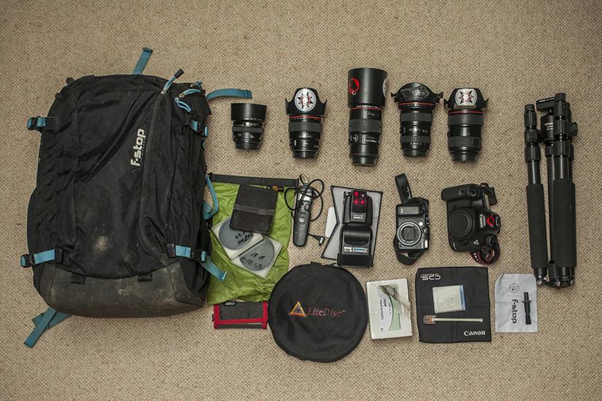 Ulla Lohman - Canon Explorers - Whats in my camera bag