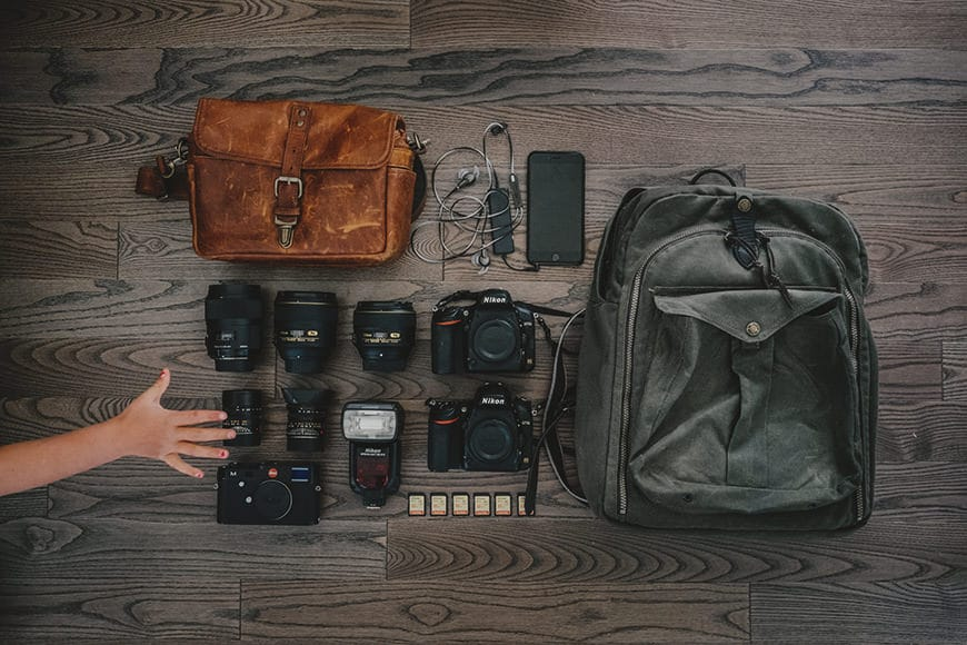 8c48492d6c01 Gabe McClintock s Camera Gear in his own words on Shotkit
