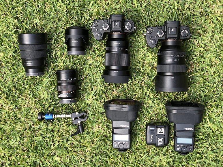 James day shotkit camera gear