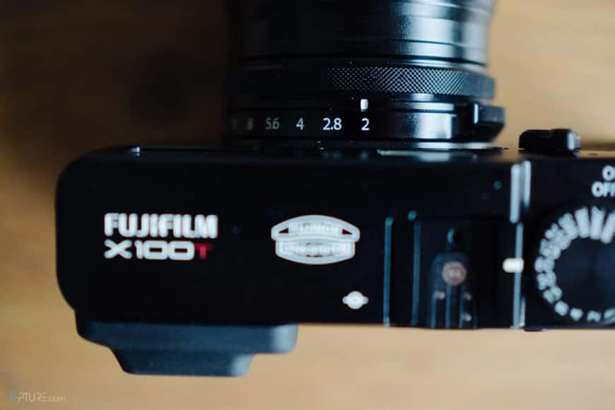 fuji x100T review camera
