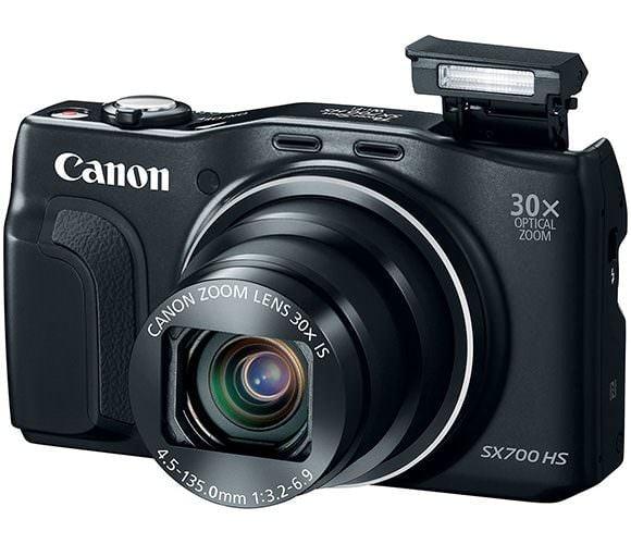 CanonPowershotSX700HS