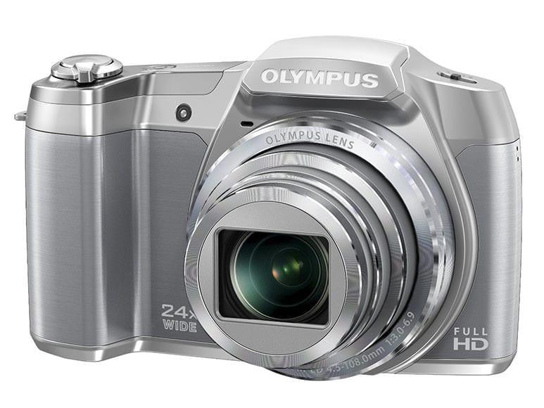 Olympus Stylus SZ-16 Review