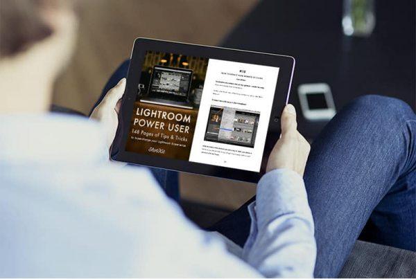 Lightroom PowerUser Tips and Tricks ebook