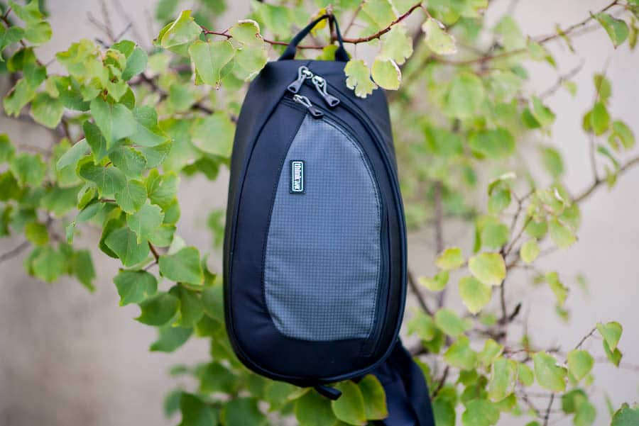 Review of the Think Tank Turnstyle sling bag