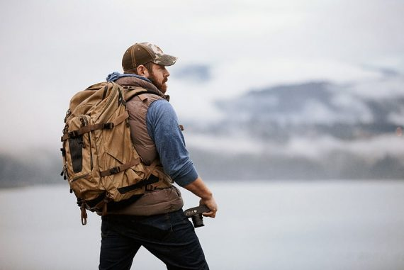 camera backpack for hiking