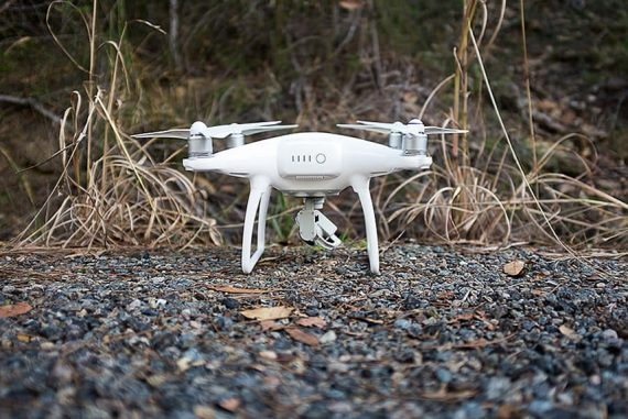 Phantom 4 drone review