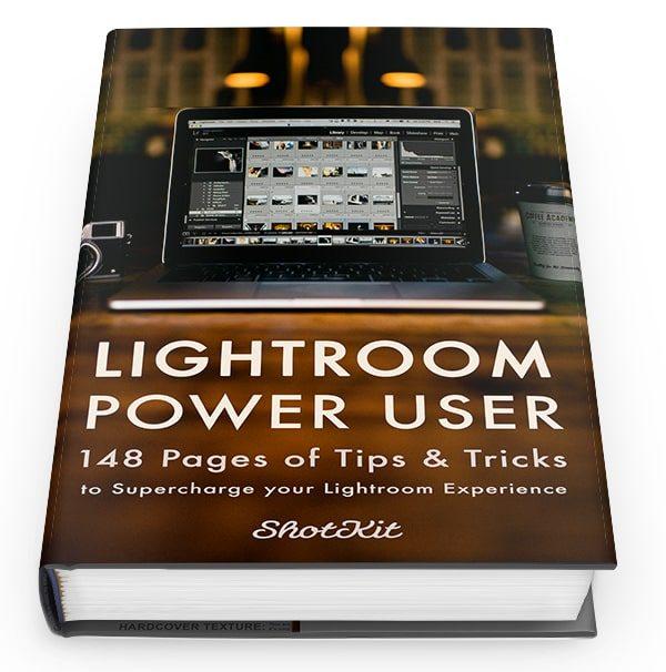 Lightroom Power User eBook