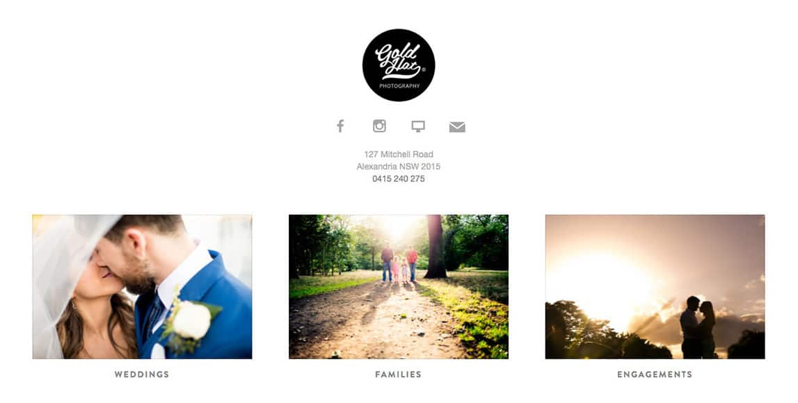 Online photo gallery review
