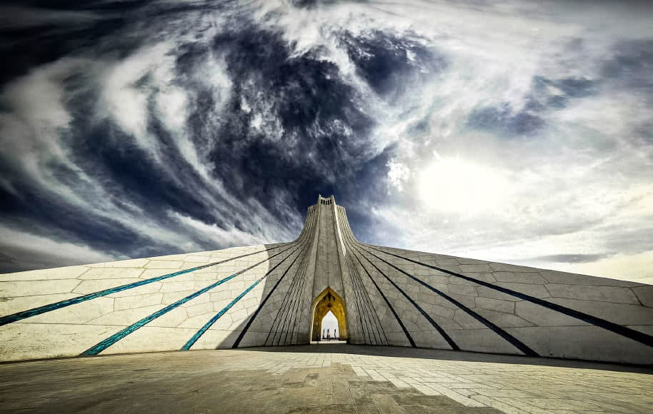 Shayad(azadi) tower - Tehran