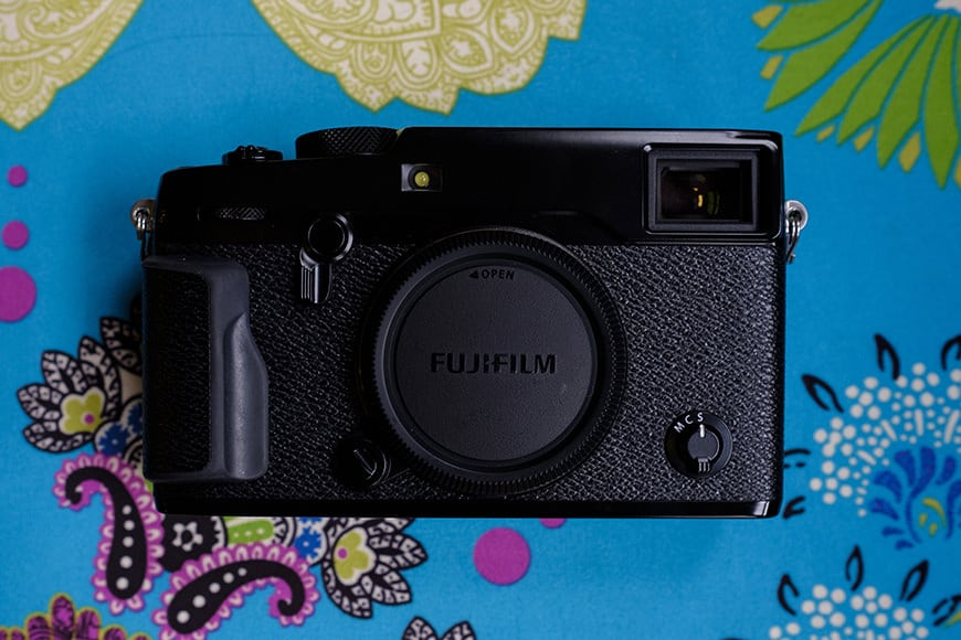 Fuji X-Pro 2 for Wedding Photography and Street Photography
