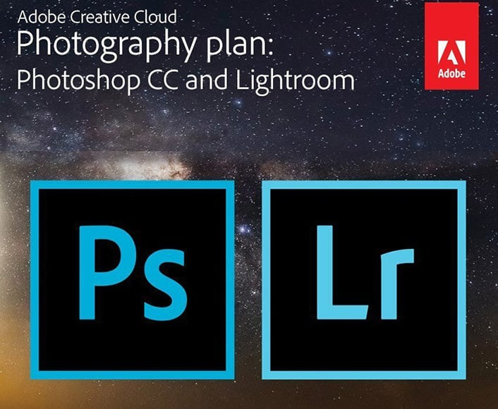 Buy Lightroom from here