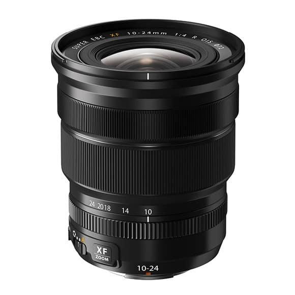 Fuji lenses -10-24mm