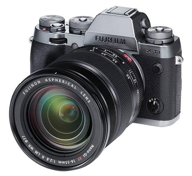 Best Fujinon lenses - Fuji 16-55mm