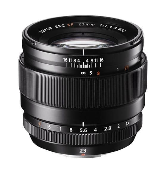 The best Fujifilm Lenses - Fuji 23mm