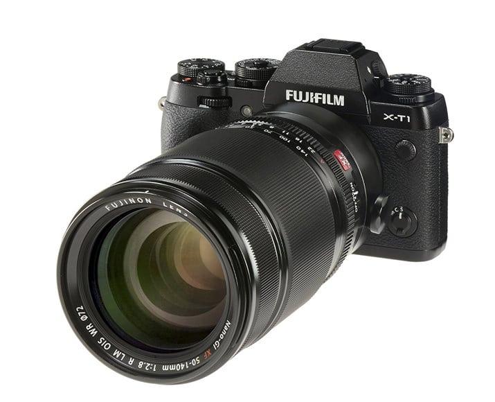 Fuji 50-140mm f:2.8
