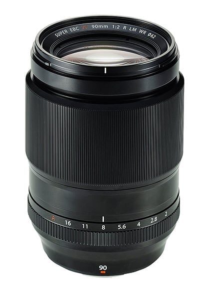 Fuji 90mm f/2