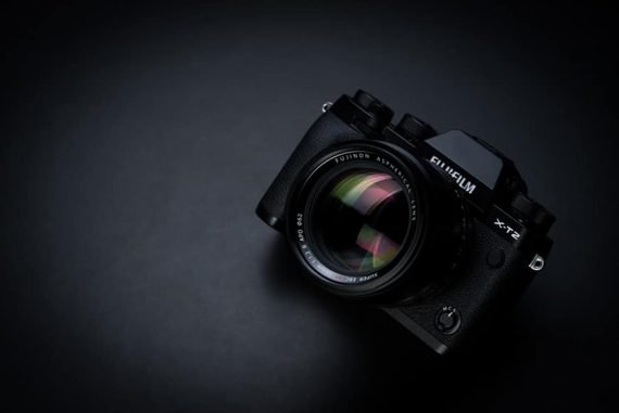 Fuji x-t2 best mirrorless camera