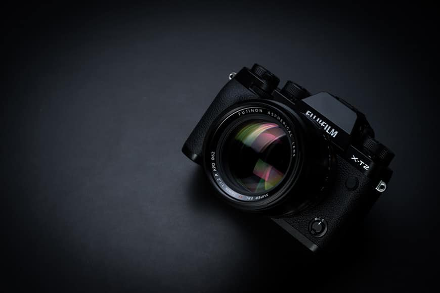 fuji xt2 best mirrorless camera