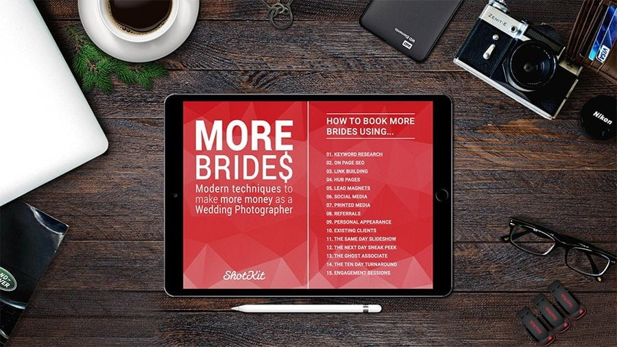 Wedding Photography Books - More Brides