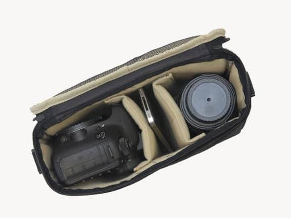 camera bag insert